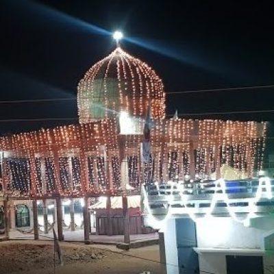 shrine of gohar shahi