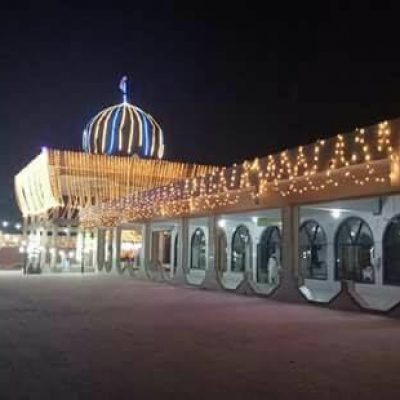 shrine of gohar shahi
